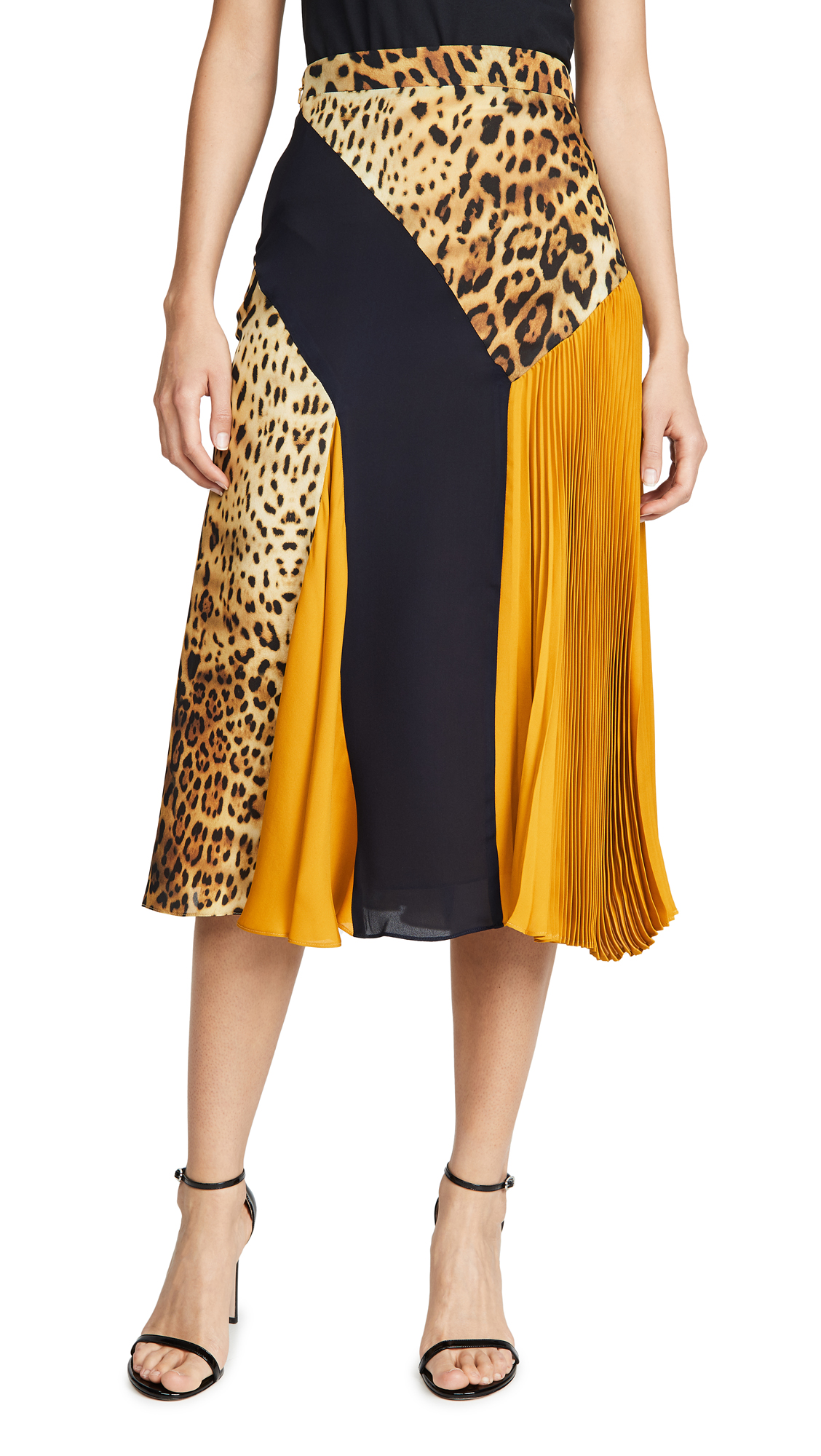 Buy Cushnie online - photo of Cushnie High Waisted Midi Skirt
