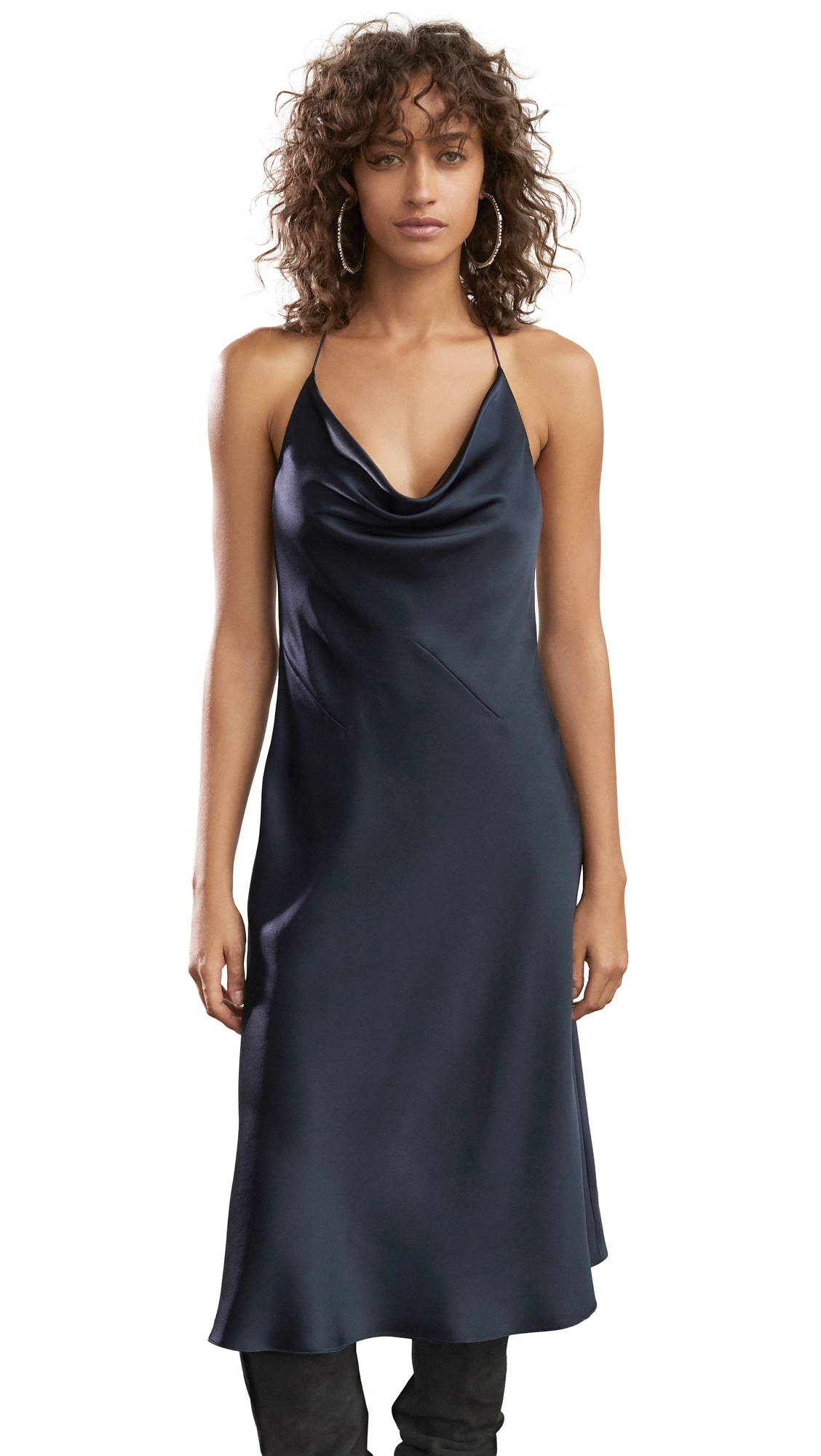 Buy Cushnie online - photo of Cushnie Halter Neck Slip Dress
