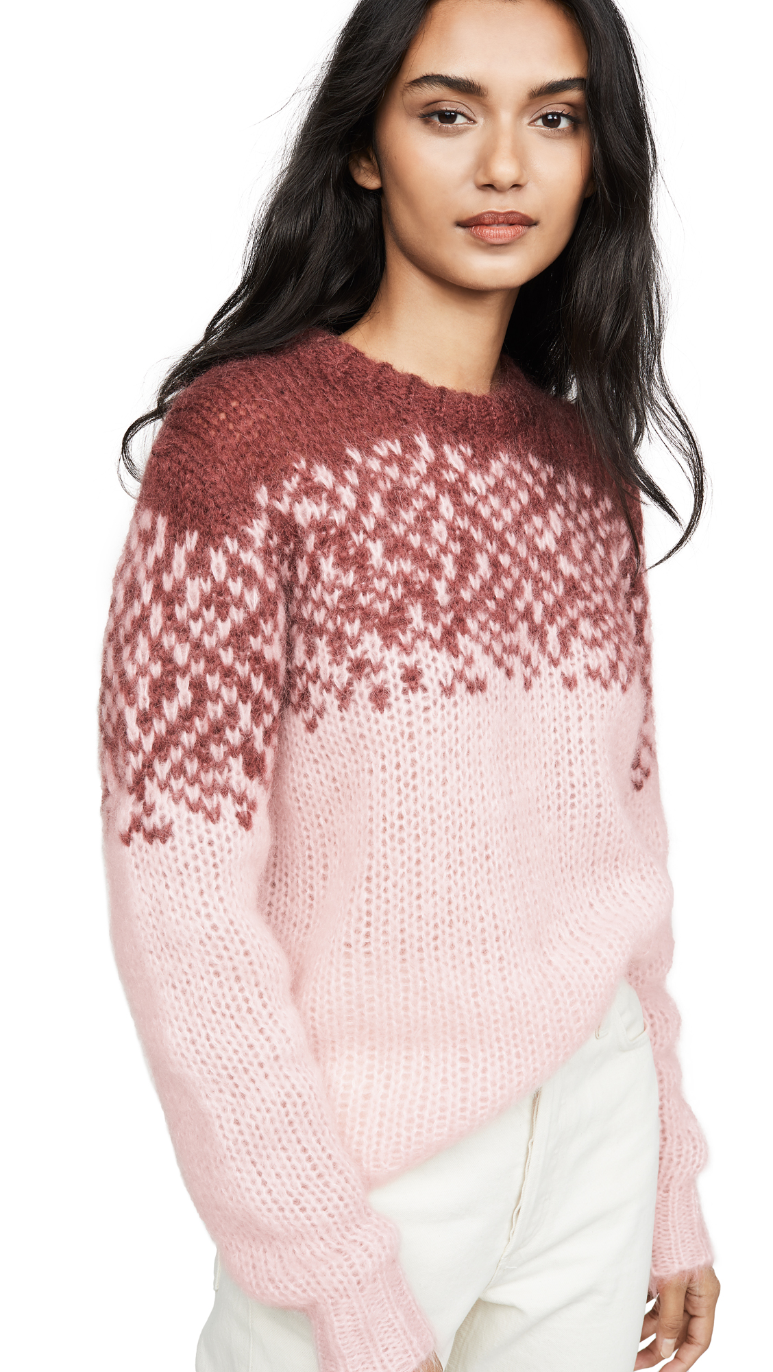 Buy custommade online - photo of custommade Maggie Mohair Pullover