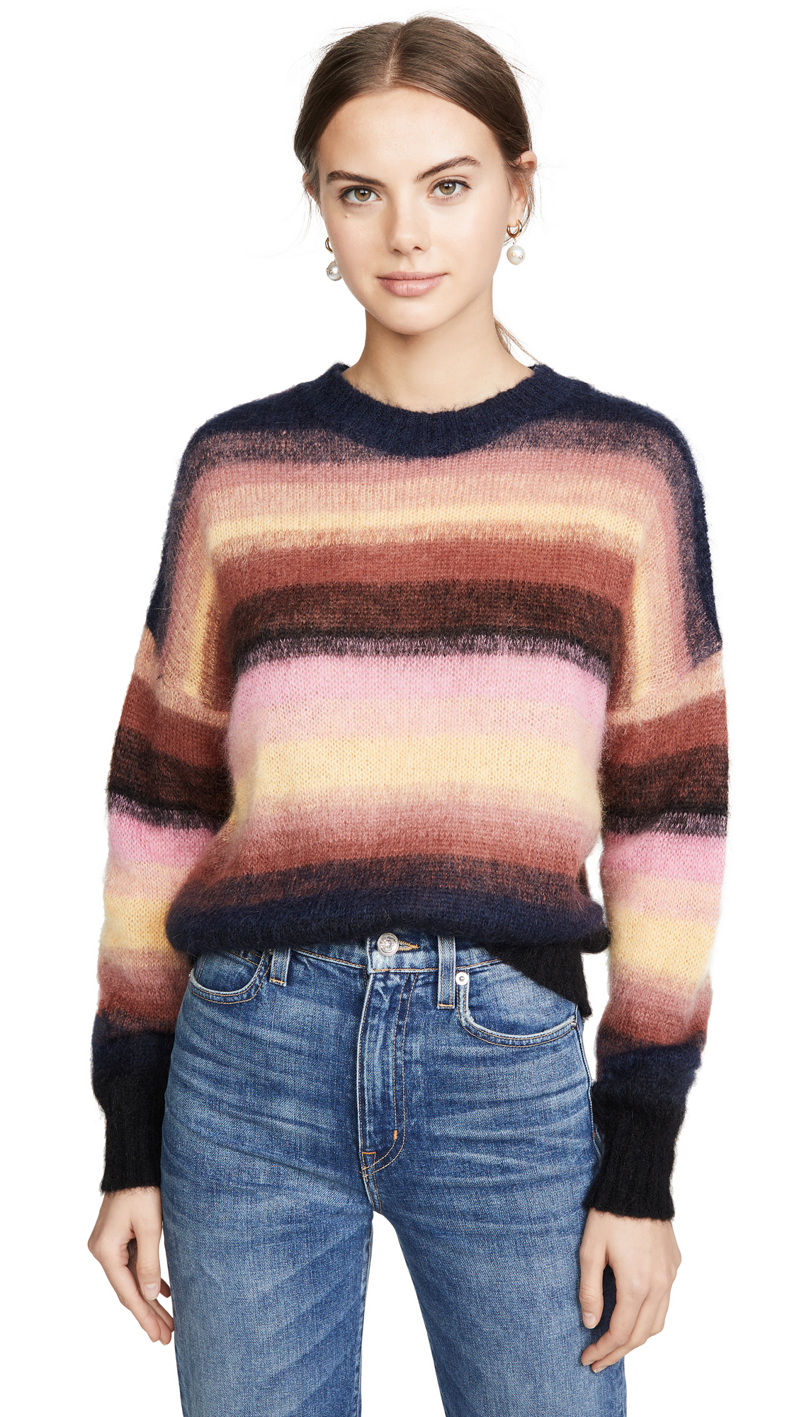 Buy custommade online - photo of custommade Gina Mohair Pullover