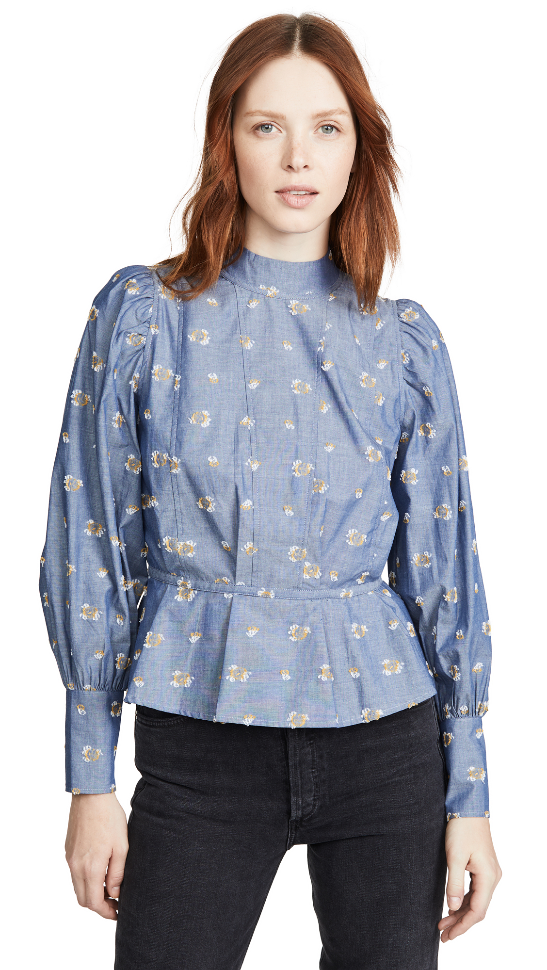 Buy custommade online - photo of custommade Augusta Blouse