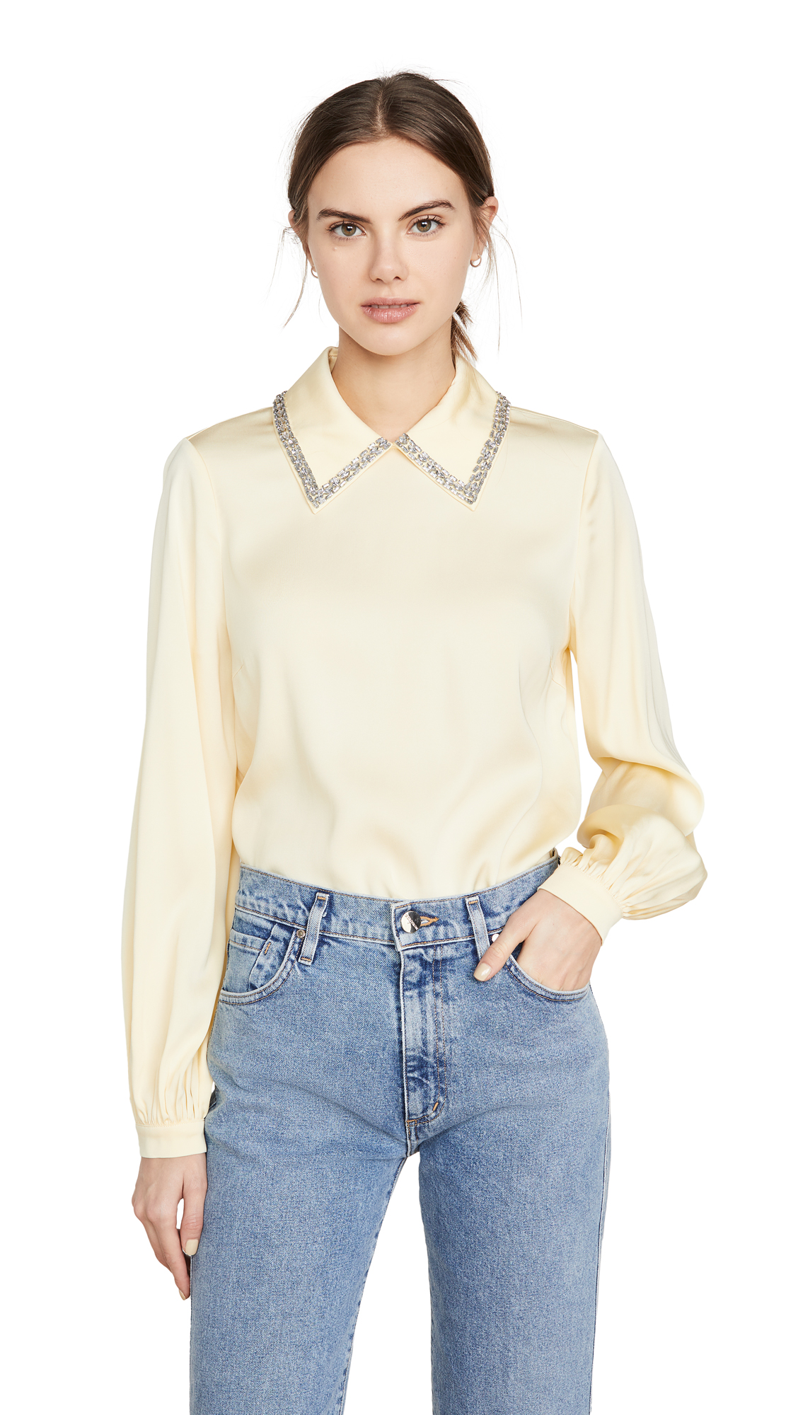 Buy custommade online - photo of custommade Drea Blouse