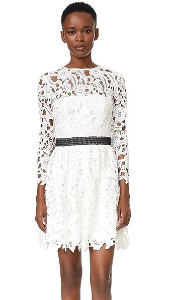Cynthia Rowley Wild Flower Lace Dress