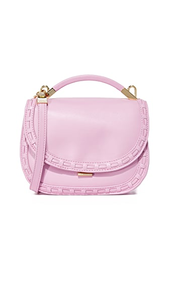 Cynthia Rowley Gemma Cross Body Bag - Pink