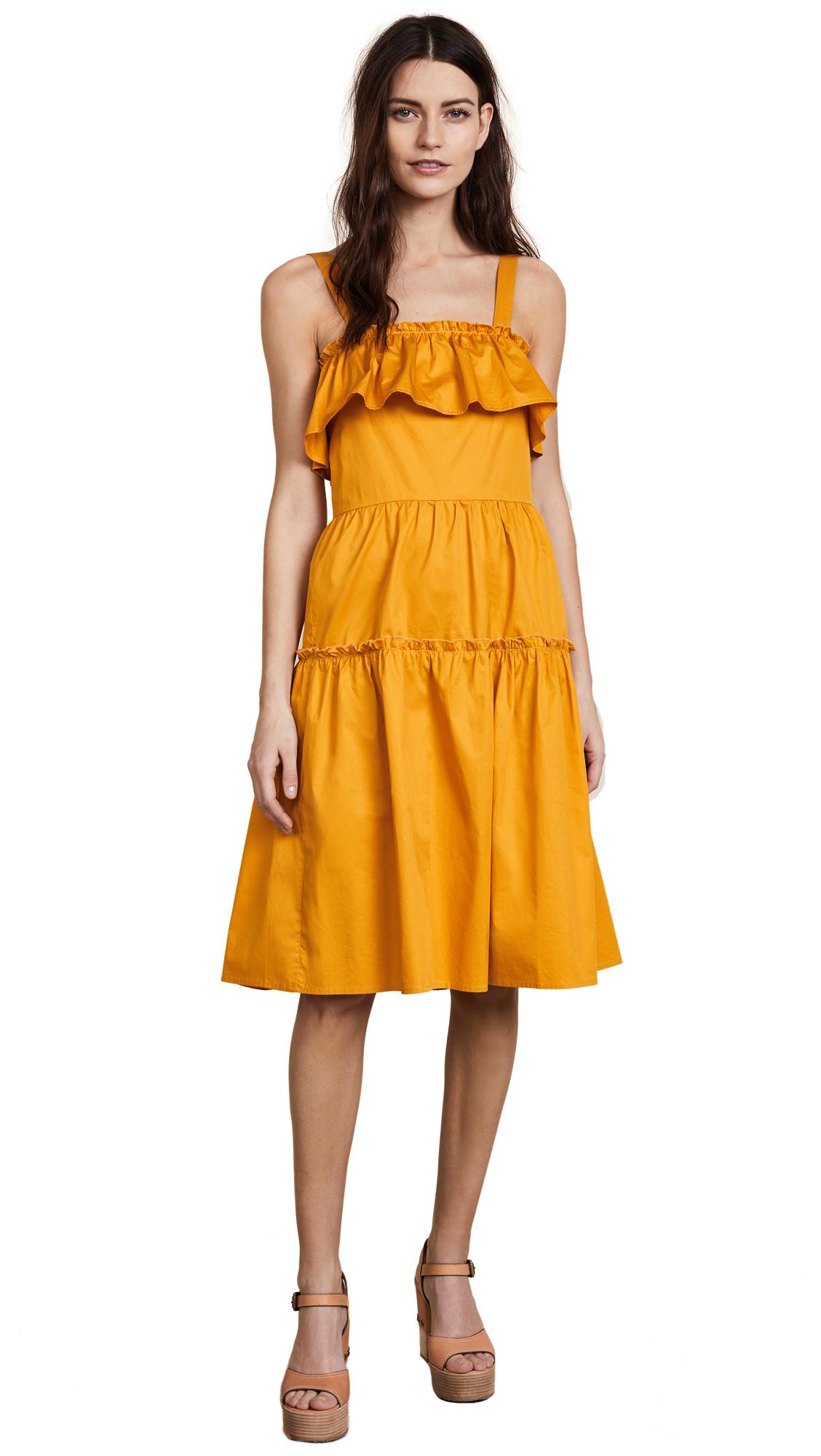 Cynthia Rowley Wallfower Dress