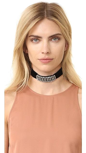 DANNIJO Wren Choker Necklace