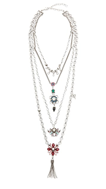 DANNIJO Emerie Layered Necklace
