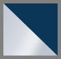 Ox Silver/Clear/Blue
