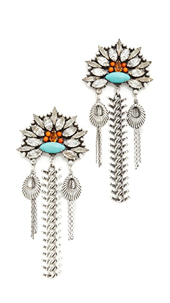 DANNIJO Lazarette Earrings