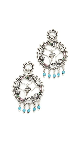 DANNIJO Layla Earrings