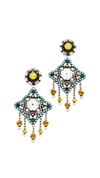 DANNIJO Roland Earrings