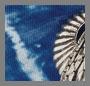 Indigo Blue/Ox Silver