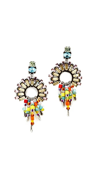 DANNIJO Felicity Earrings