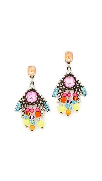 DANNIJO Laiba Earrings