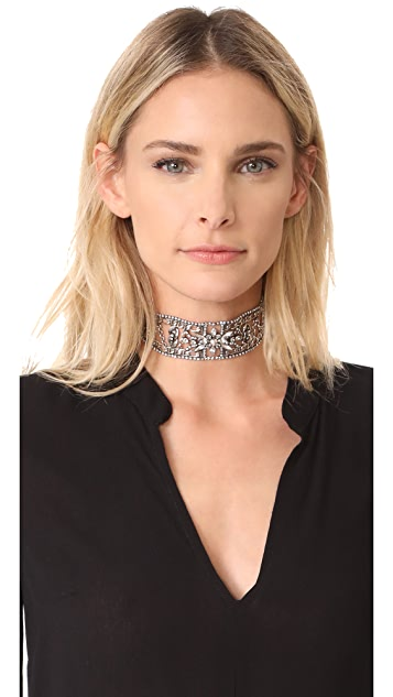 DANNIJO Galen Choker Necklace