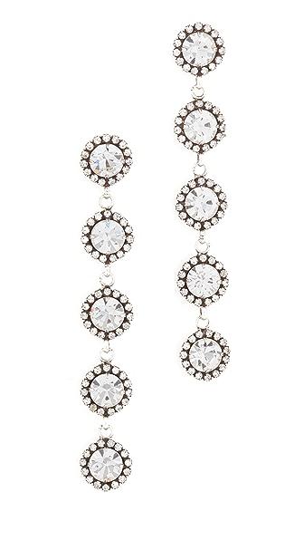 DANNIJO Kygo Earrings - Silver