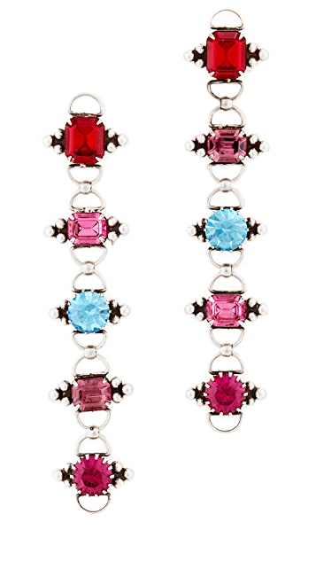 DANNIJO Bernadette Earrings