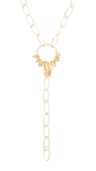 DANNIJO Gevin Necklace - Gold