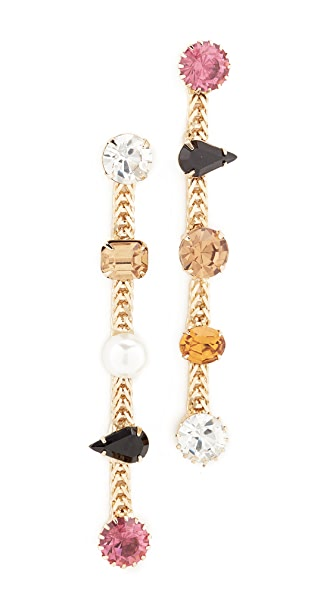 DANNIJO Walse Earrings - Multi