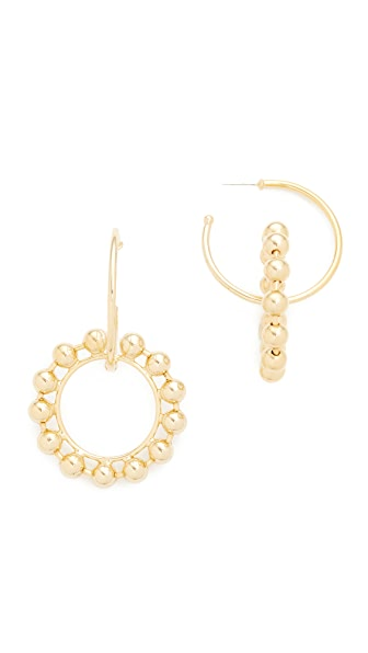 DANNIJO Fawn Earrings - Gold