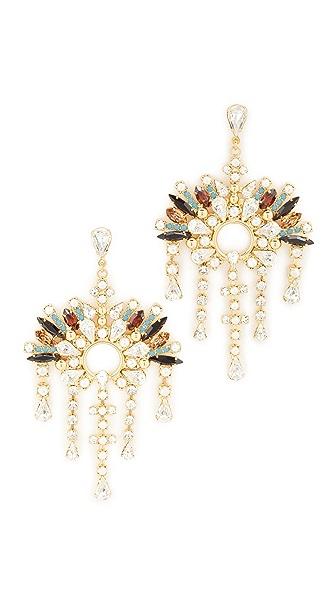 DANNIJO Sphorania Earrings - Multi