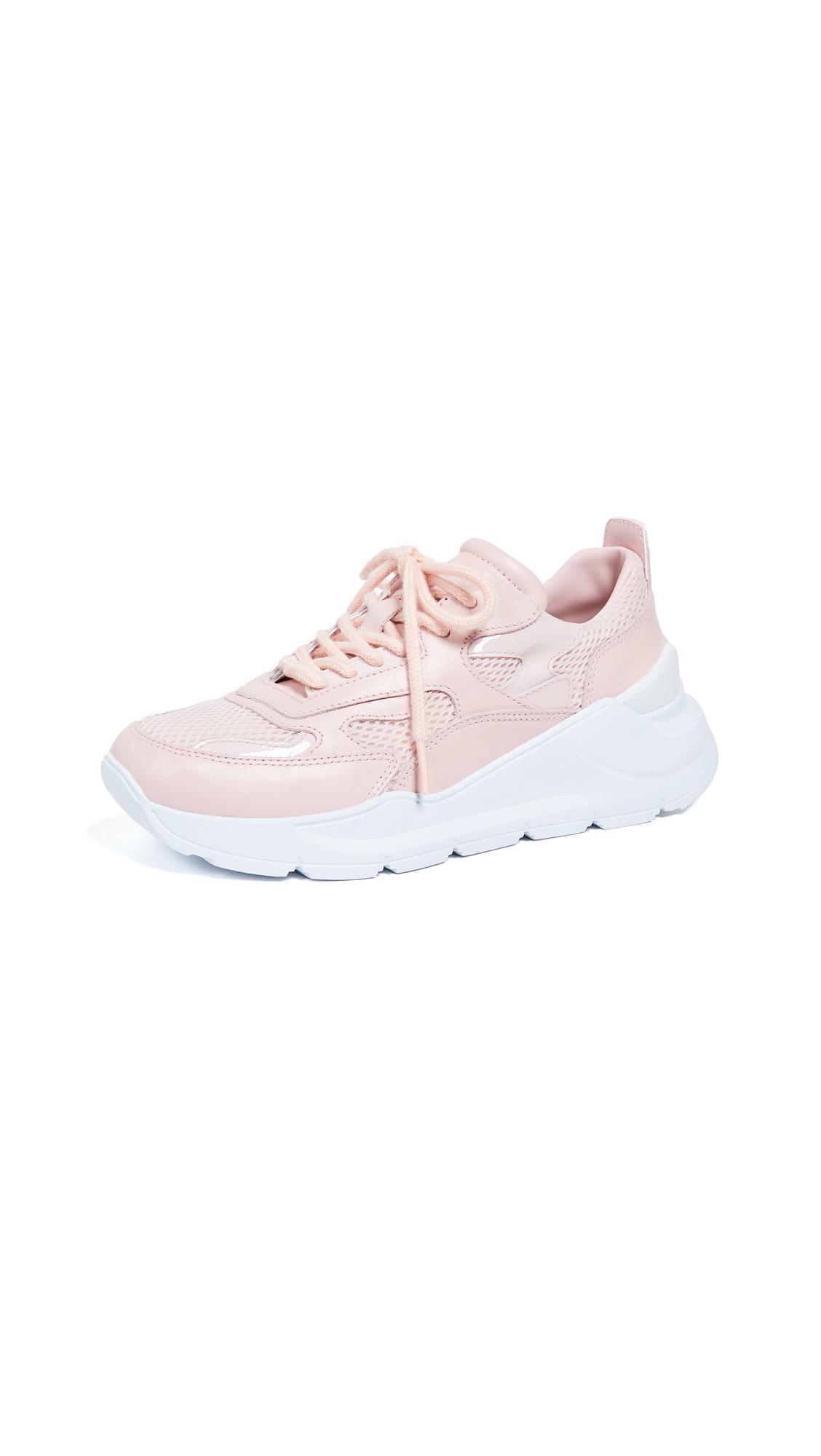 D.A.T.E. Fuga Patent Sneakers