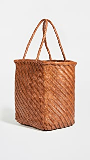 DRAGON DIFFUSION Kamakura Small Basket Bag