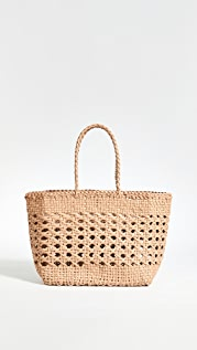 DRAGON DIFFUSION Cannage Mini Basket Bag