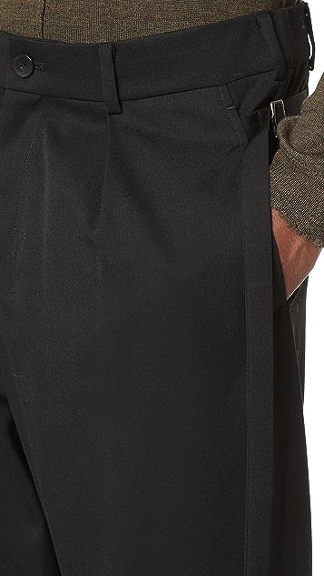 Damir Doma Picasso Gabardine Trousers