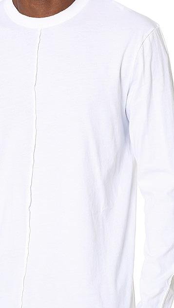 Damir Doma Teller Light Jersey Long Sleeve Tee