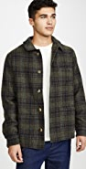 De Bonne Facture Italian Brushed Wool Work Jacket