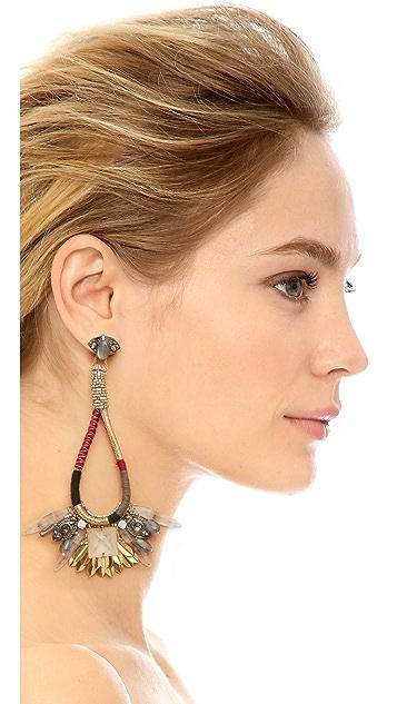 Deepa Gurnani Jemma Earrings