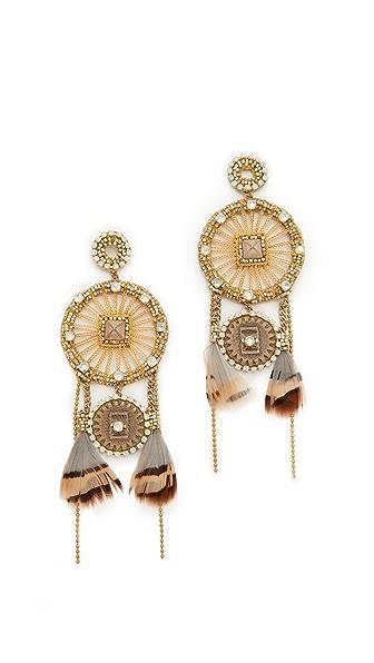 Deepa Gurnani Joelle Earrings