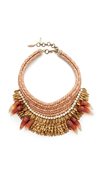Deepa Gurnani Henrietta Statement Necklace