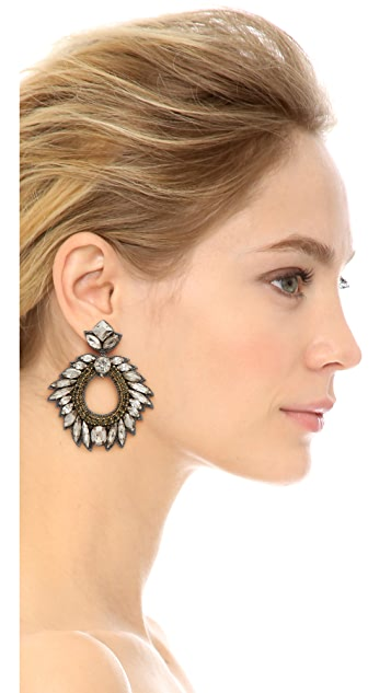 Deepa Gurnani Deepa By Deepa Gurnani Chantel Earrings