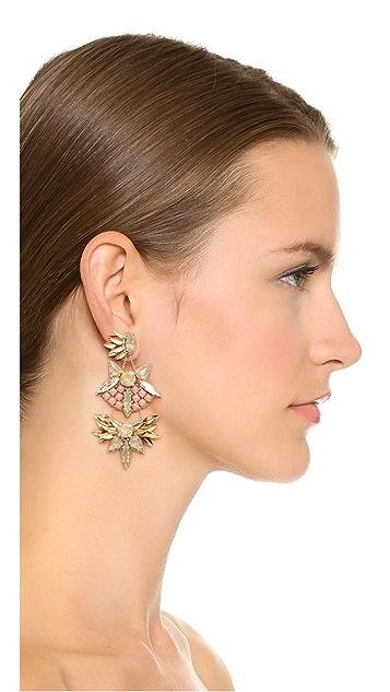 Deepa Gurnani Deepa By Deepa Gurnani Queenie Earrings
