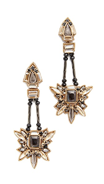 Deepa Gurnani Deepa By Deepa Gurnani Raya Earrings