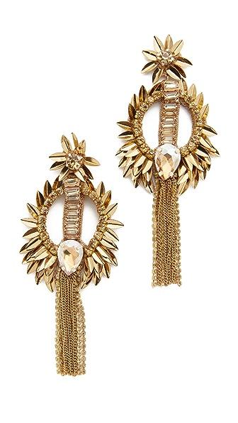 Deepa Gurnani Deepa By Deepa Gurnani Rula Earrings