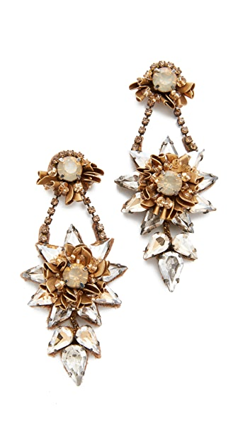 Deepa Gurnani Deepa By Deepa Gurnani Yathi Earrings