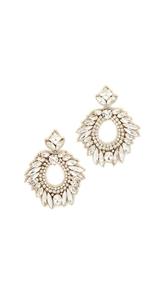 Deepa Gurnani Deepa by Deepa Gurnani Lily Earrings