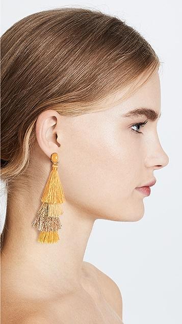 Deepa Gurnani Jasmine Deepa by Deepa Gurnani Earrings