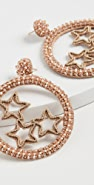 Deepa Gurnani Deepa by Deepa Gurnani Star Earrings