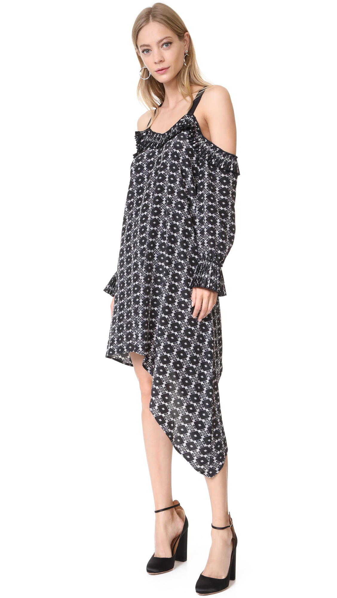 DELFI Collective Holly Dress - Multi