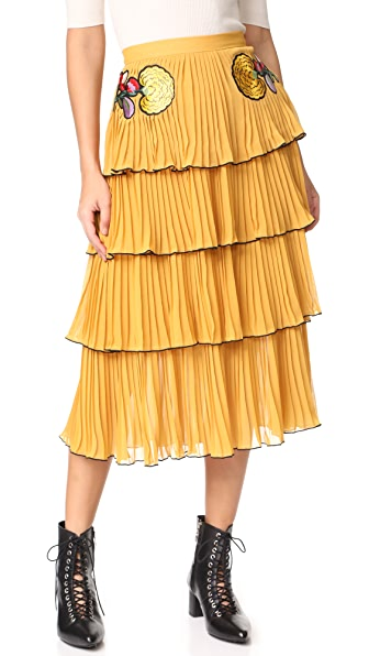 DELFI Collective Demi Skirt