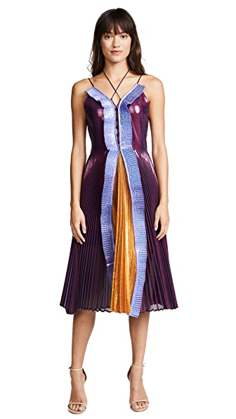 DELFI Collective Gwen Dress In Multi