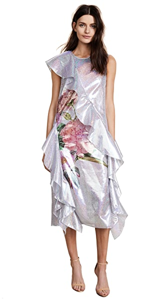 DELFI Collective Julia Dress In Multi