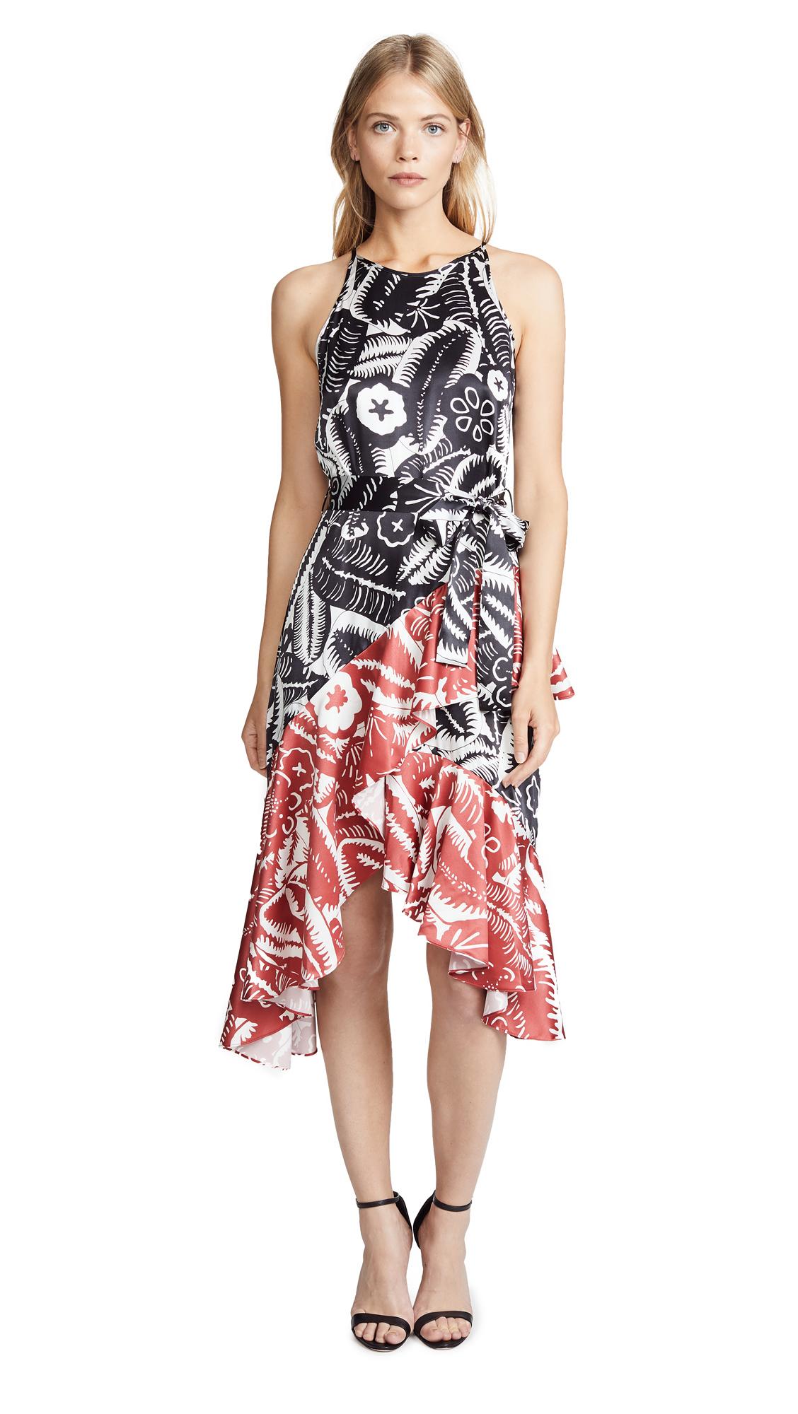 DELFI Collective Blaire Dress In Multi
