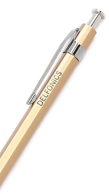Delfonics Wood Ballpoint Pen