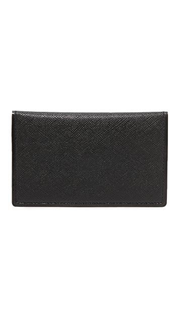 Delfonics Quitterie Card Case with Snap