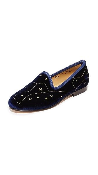 Del Toro Constellation Flats - Navy